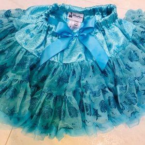 Free w kid's purchase 25+ Disney Ariel Skirt Sz XS